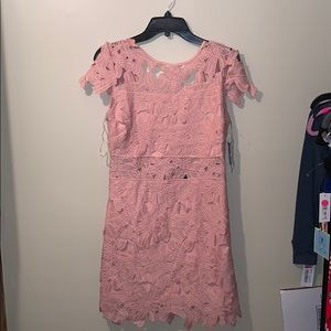 NWT Romeo & Juliet Couture Floral Dress Size Large